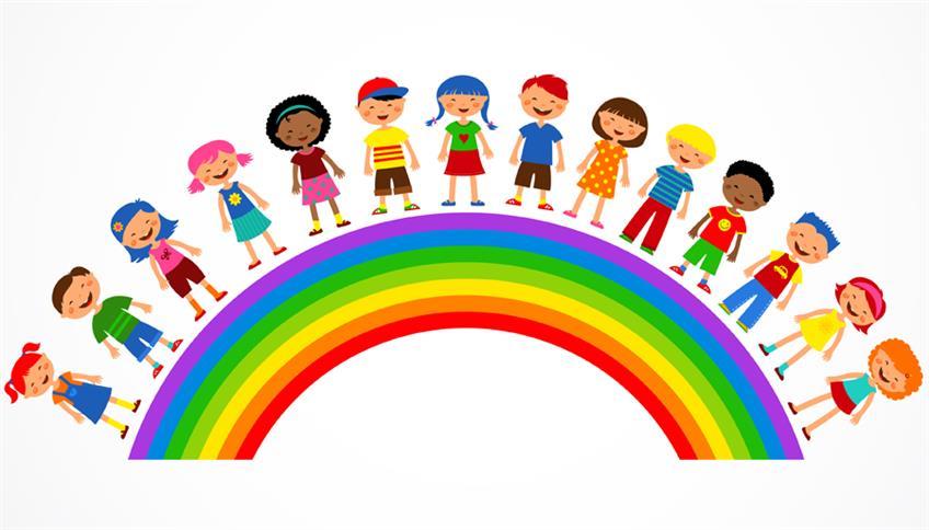 L arcobaleno dei bimbi il delfino societ cooperativa - Immagini di gufi arcobaleno ...